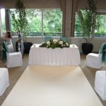 Ceremony Room at Mere
