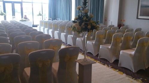 Rookery Hall ceremony