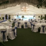 The Wild Boar Venue dressing