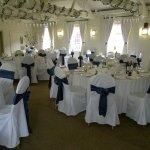 Quarry Bank Mill wedding venue dresser