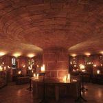 Peckforton Castle Cellar Bar