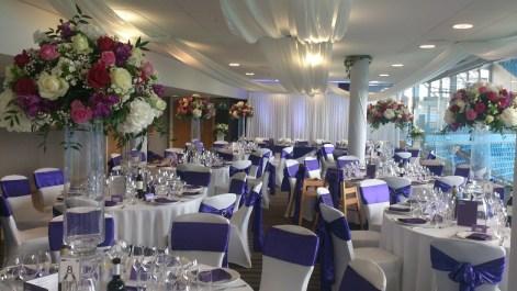 MCFC Wedding Breakfast Room1