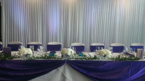 Wedding backdrop hire cheshire