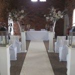 Venue dressing in Chester