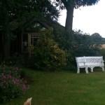 Summerhouse lodge at Moss Wood