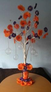 Summer style tree