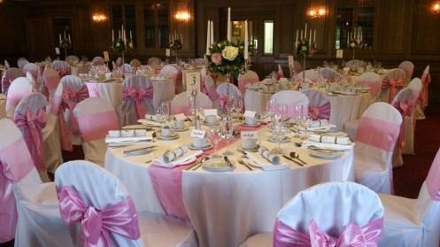Bredbury Hall wedding venue dressers