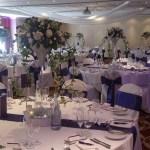 Venue dressing at Worsley Park Marriott