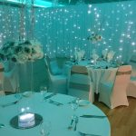 Venue draping for events