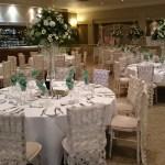 mere resort wedding reception decorations