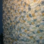 wedding flower wall backdrop