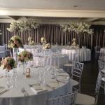 Merrydale Manor venue dressing