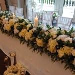 Top-table-garland