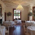 Thickett Priory Wedding Decor