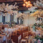 Titanic Hotel Wedding Decor