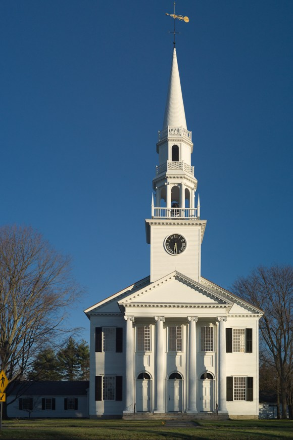 First Congregational Church Litchfield Connecticut