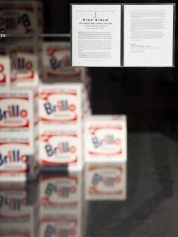 Neither Bidlo Nor Warhol