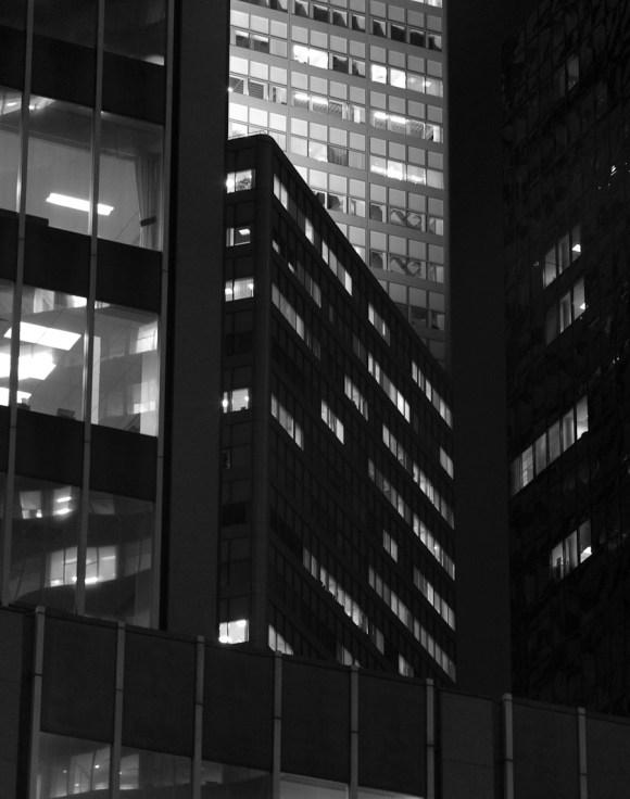Lexington Avenue at Night
