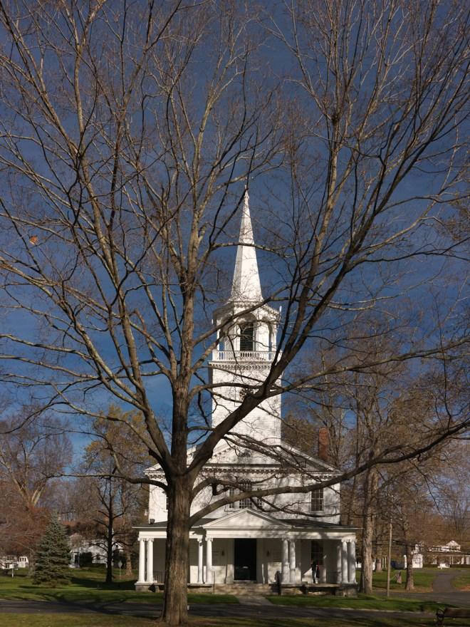 Washington Connecticut Congregational Church