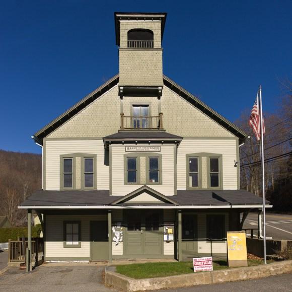 Harry O Erickson Pavilion Hall, New Preston Connecticut