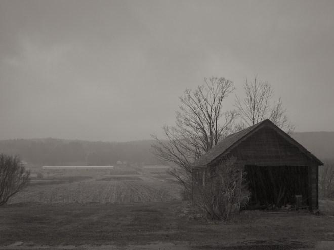 Freezing rain, Warren Connecticut