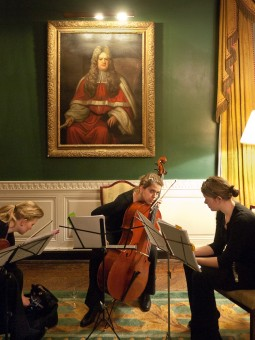 Music at the Union Club