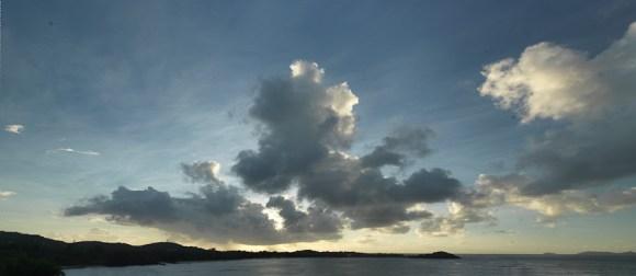 Grenadines sky