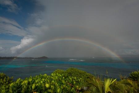 Grenadines rainbow