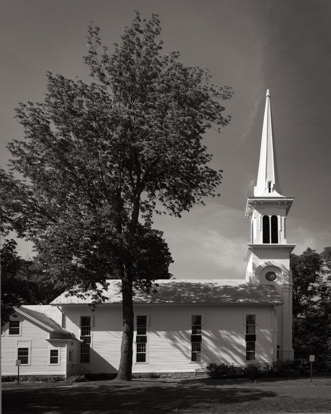 New Preston Congregational Church