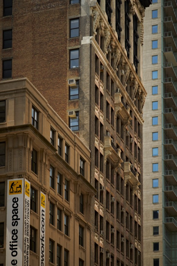 Fifth Avenue and 33rd Street