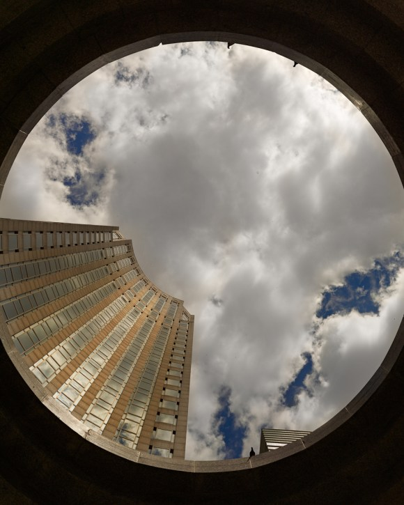 Look up!