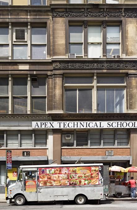 Apex Student Cafeteria
