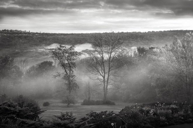 Ground fog