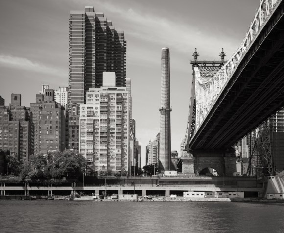 From Roosevelt Island