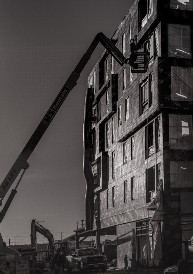 South Boston construction