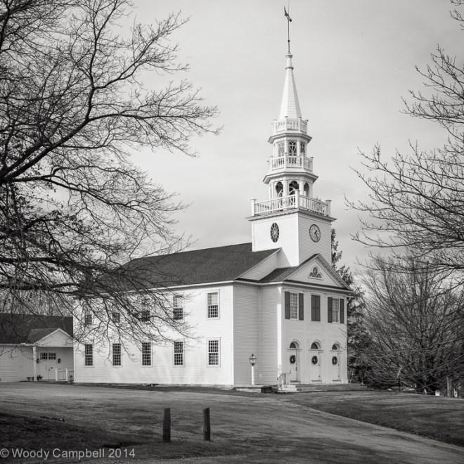 Warren Congregational Meeting House