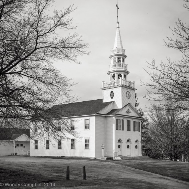Warren Congregational Meeting House