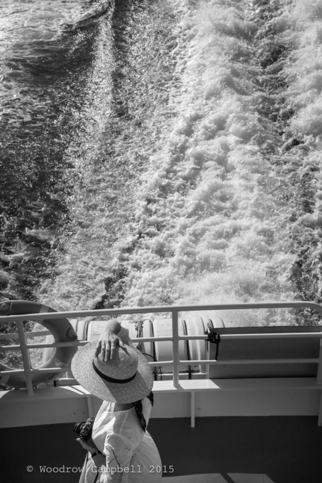 Ferry to Porcherolles