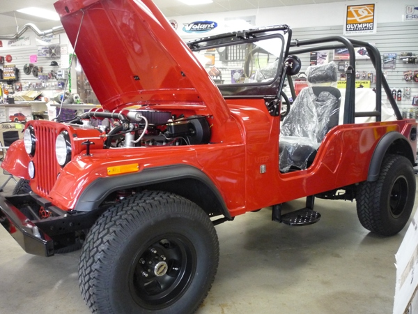 Jeep End Rear Dana 1972 Cj 5 44