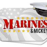 Marines and Mickey