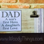 Fathers Day Gift DIY