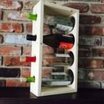 Wine Rack Bottle Holder