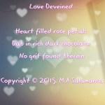 Love Deveined