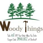 WoodyThings 10%-off Code