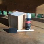 Chalk block materials