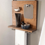 DIY Shaving Station