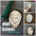 Wood Burning Techniques