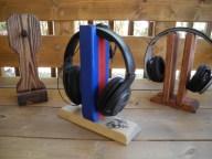 USMC Headphone Stand Profile