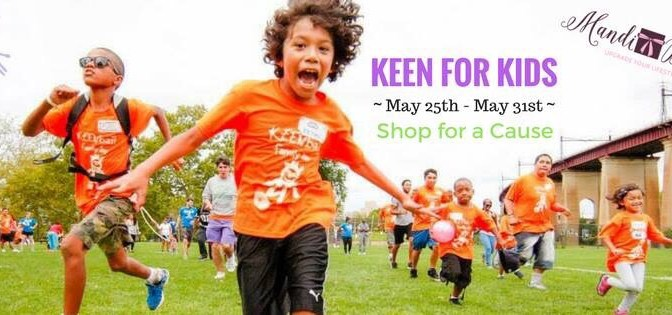 Kids Enjoy Exercise Now (KEEN) event!