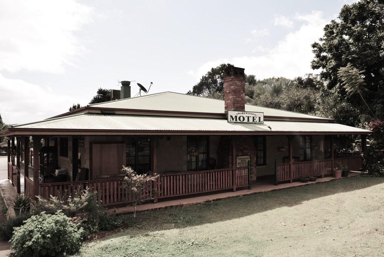 Curtain Fig Motel Yungaburra